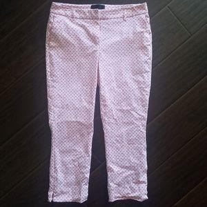Cynthia Rowley Cropped Dress Pants